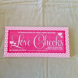 Brand New Love Checks